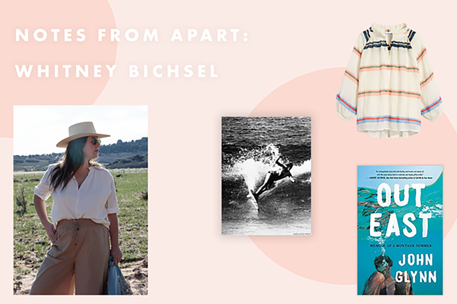 Notes From APART: Whitney Bichsel