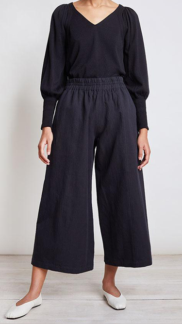 Riva Pant in Black