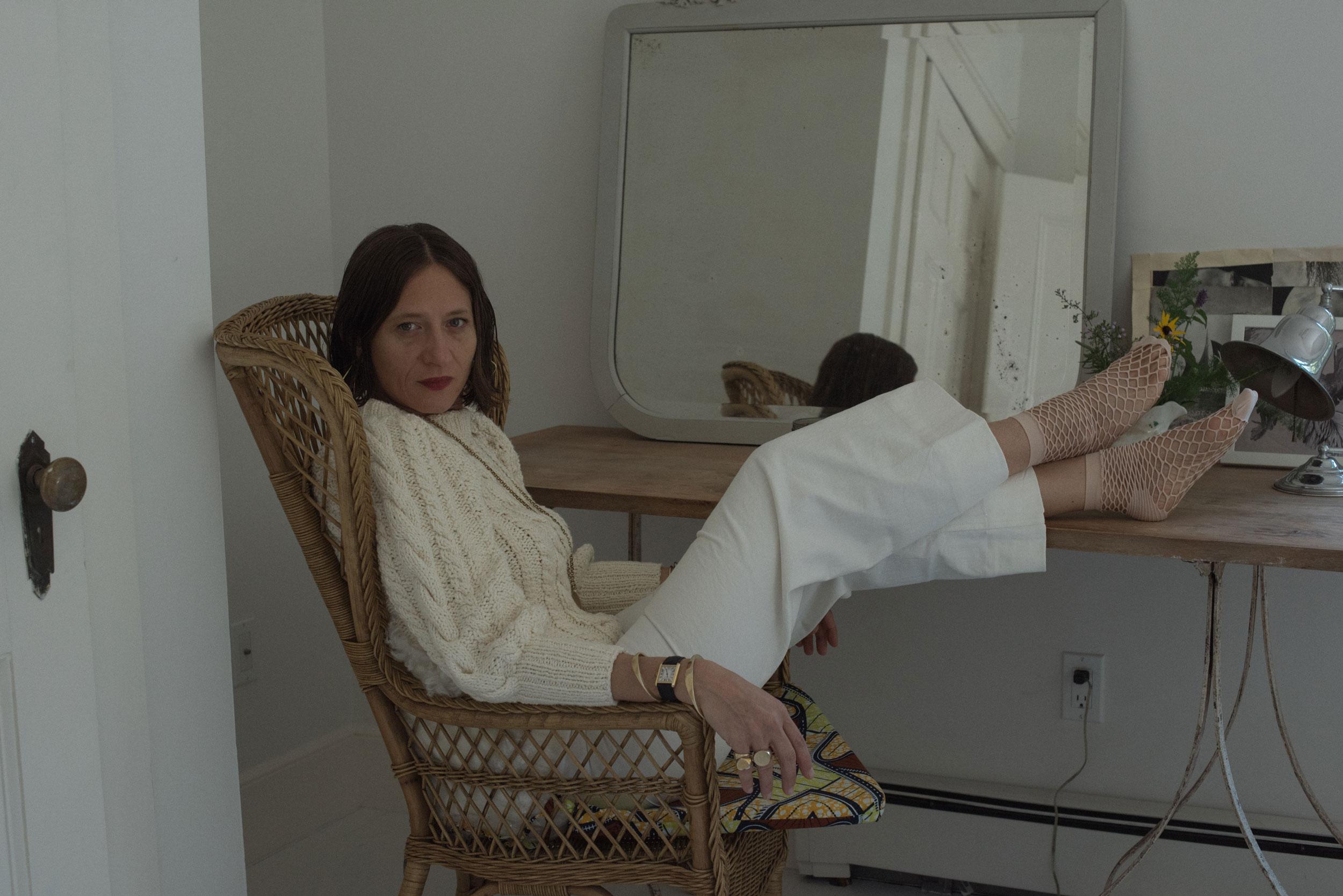 Kristen Naiman Apiece Apart Woman