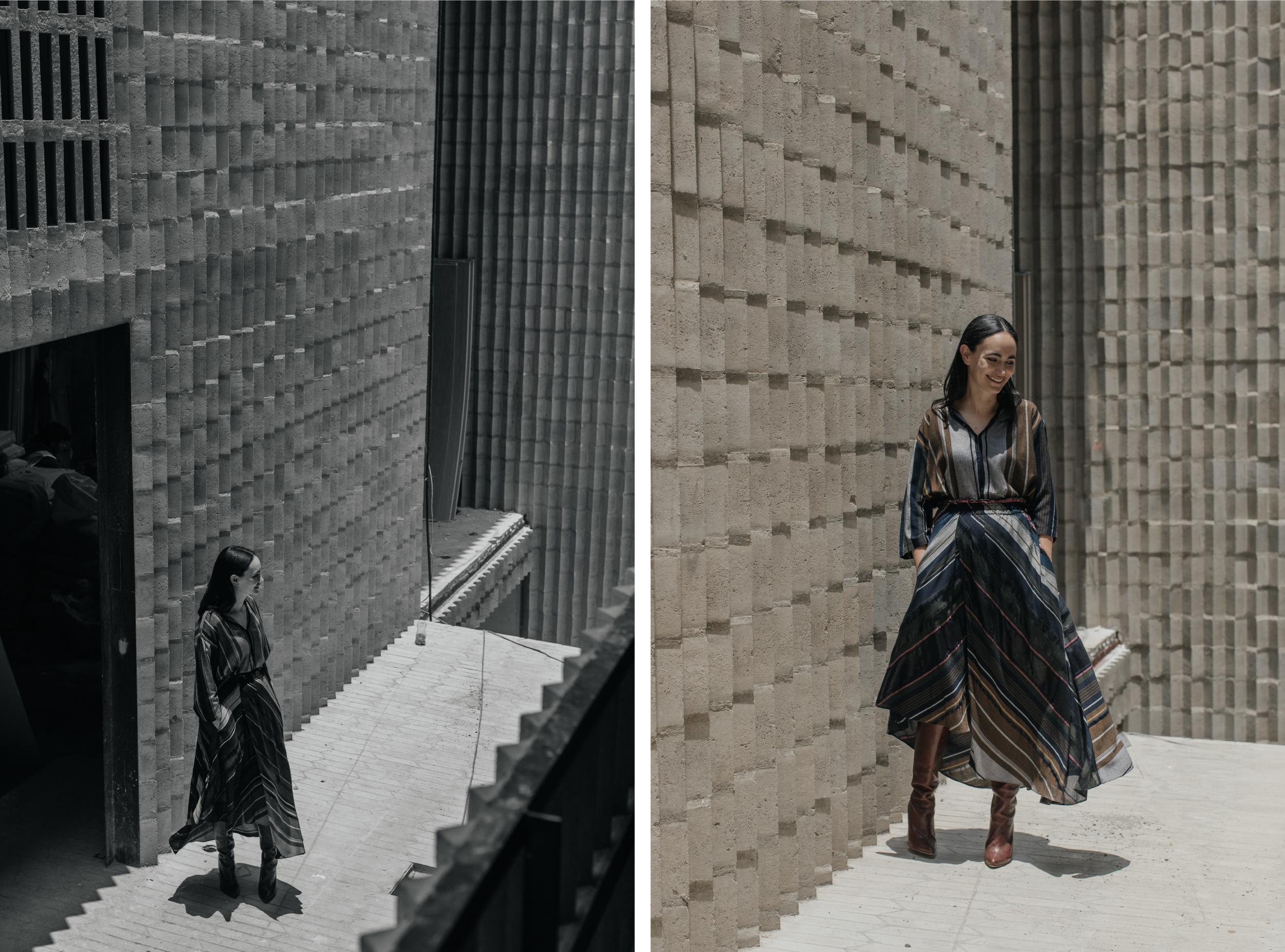 Apiece Apart Woman: Frida Escobedo | Apiece Apart