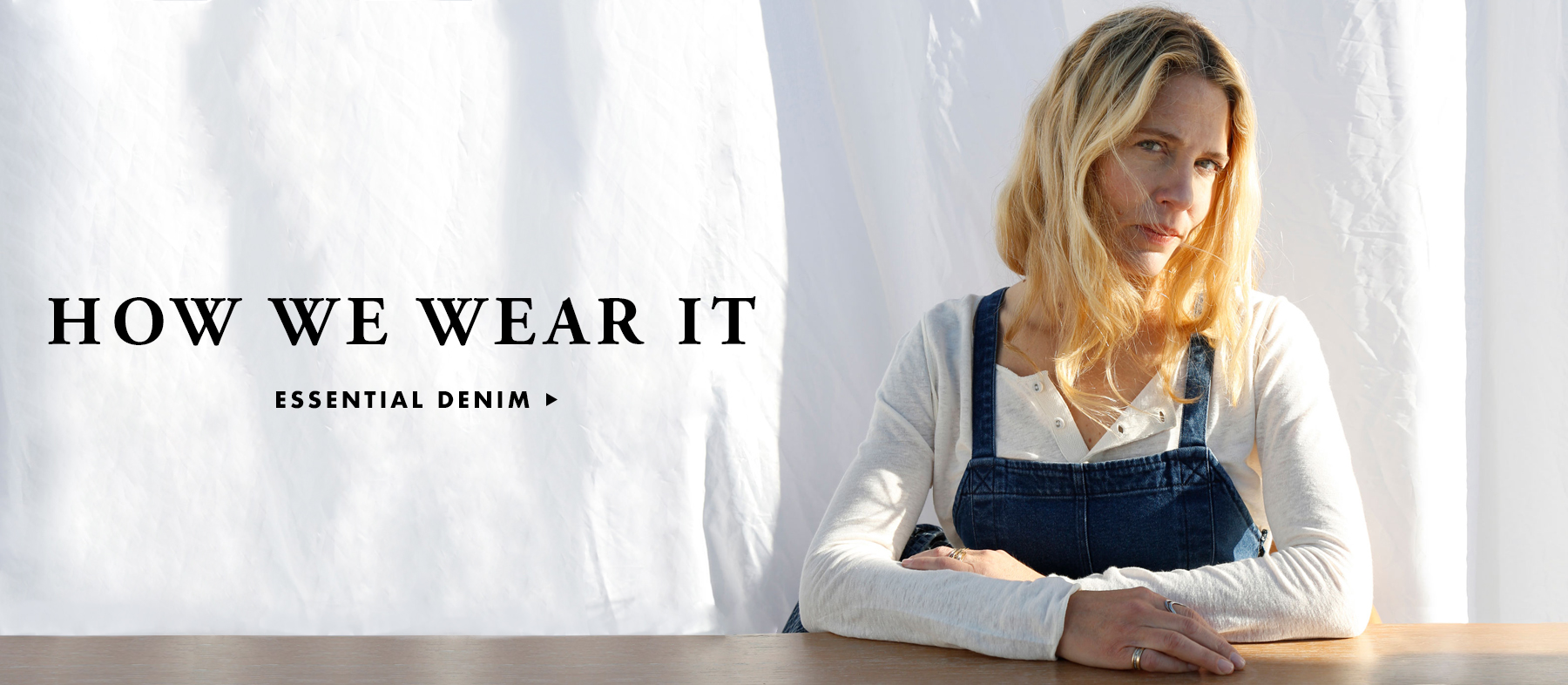 How We Wear it: Denim