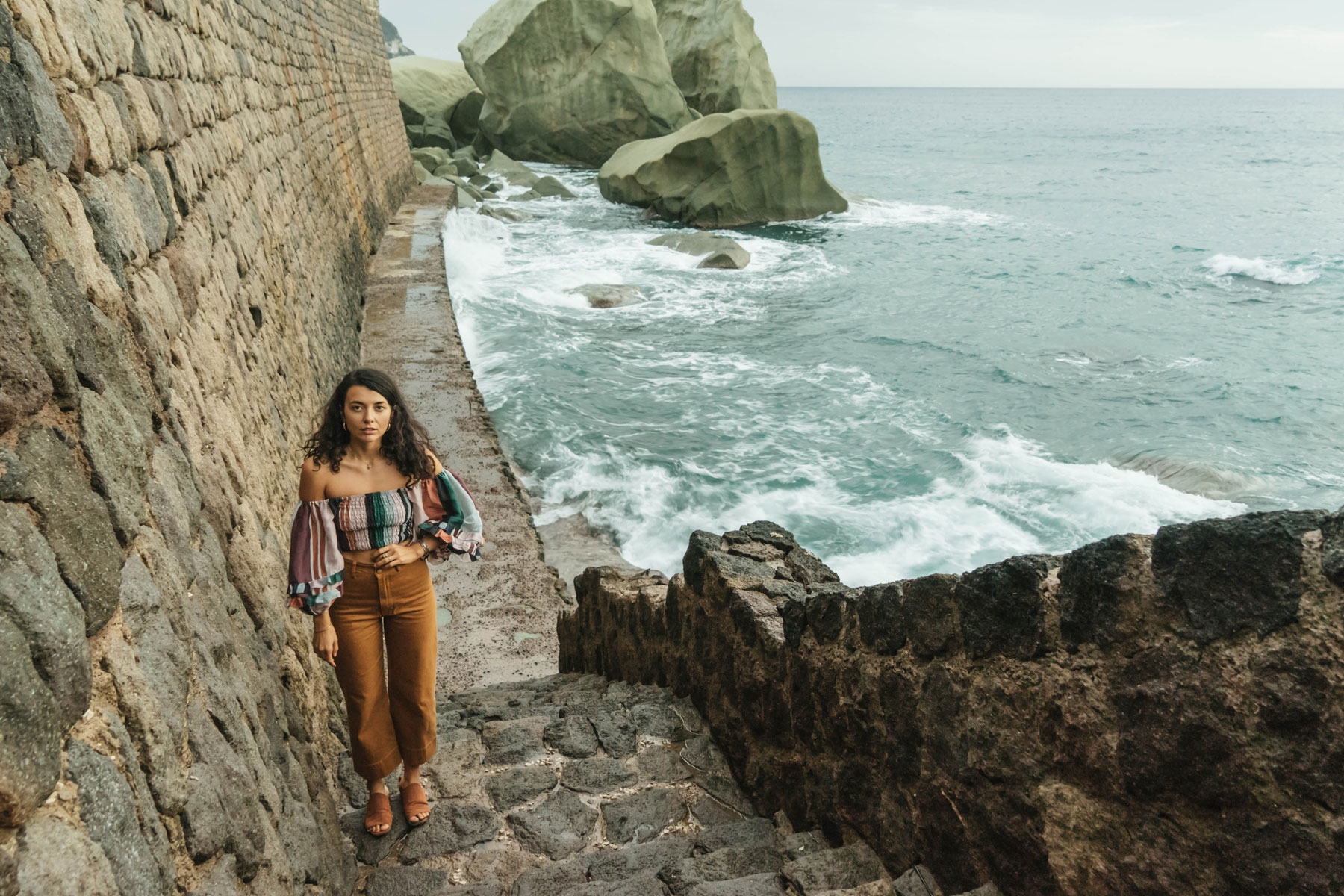 Apiece Apart Travels: The Art of Solo Travel with April Valencia